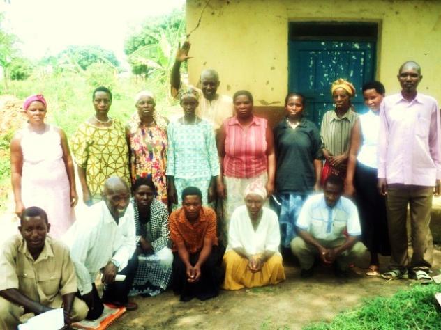 Bwambara Women's Progressive Group