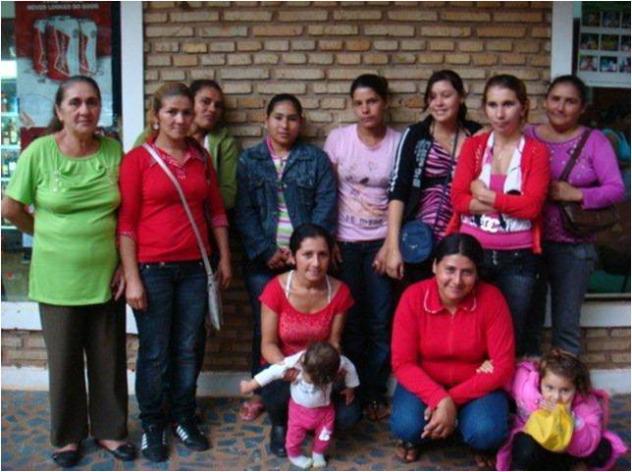 Virgen De Lourdes Group