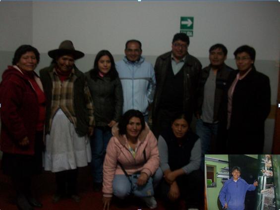 Llapanchispac Group