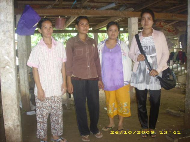 Srey Mom's Group