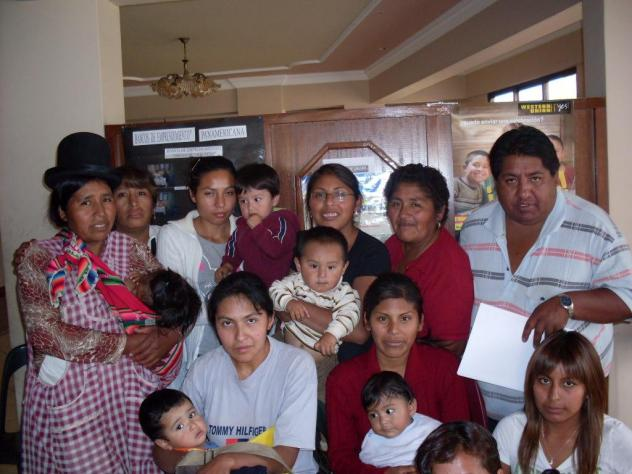 Señor De Mayo Chimba Group