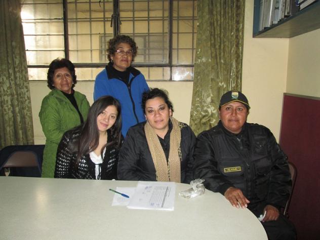Catalina Huanca Group