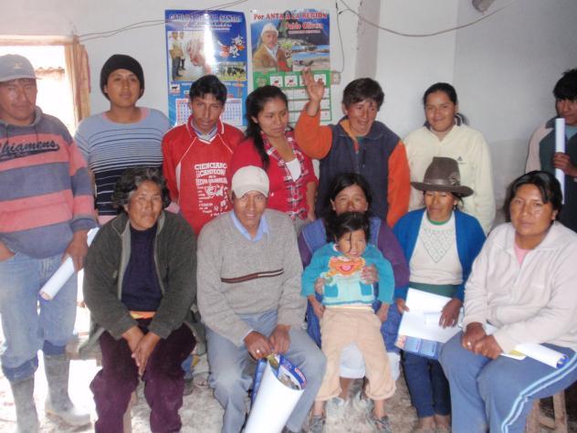 Virgen Asunta Group