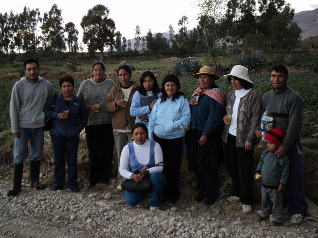 Cruz De Mayo - Pincha Group
