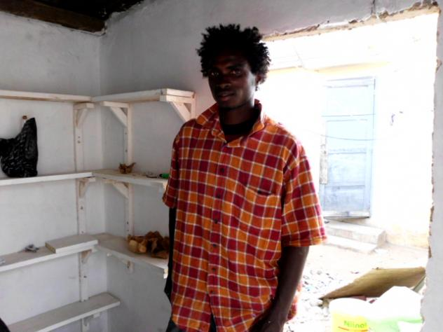 Mamadou Lamara