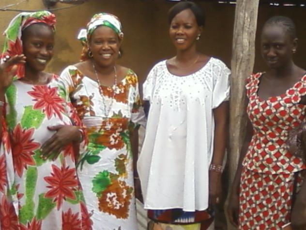 Ndeye Fatou's Group