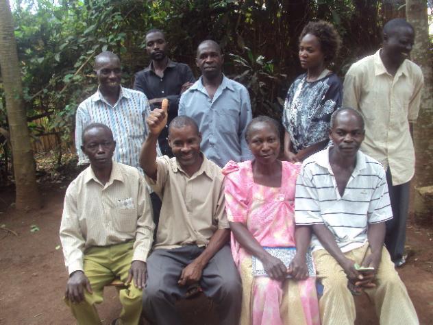 Nanziga Kwagalana Group-Mpigi