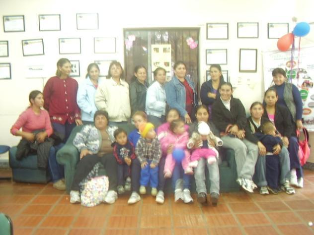 Mujeres En Accion Group