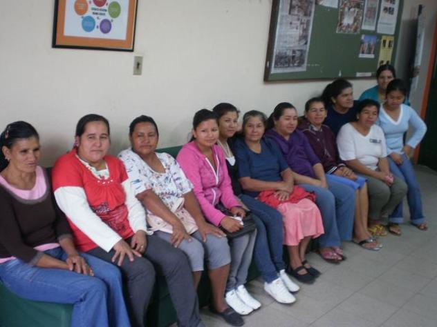 Mujeres Artesanas Group