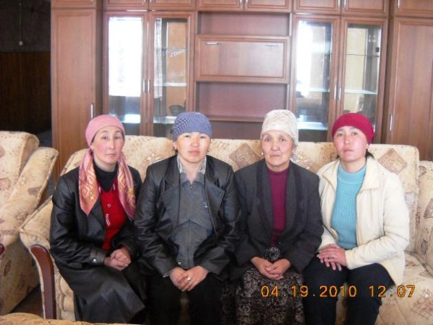 Ilisaeva's Group