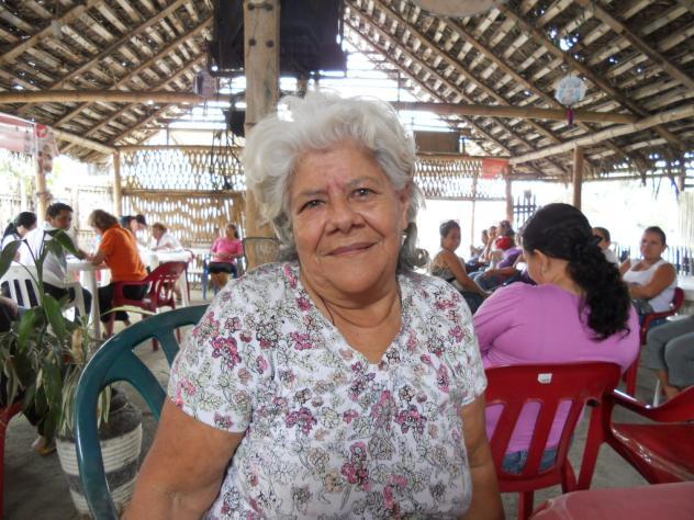 María Elza