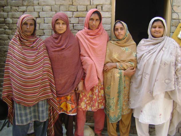 Nasreen M. Ramzan Group