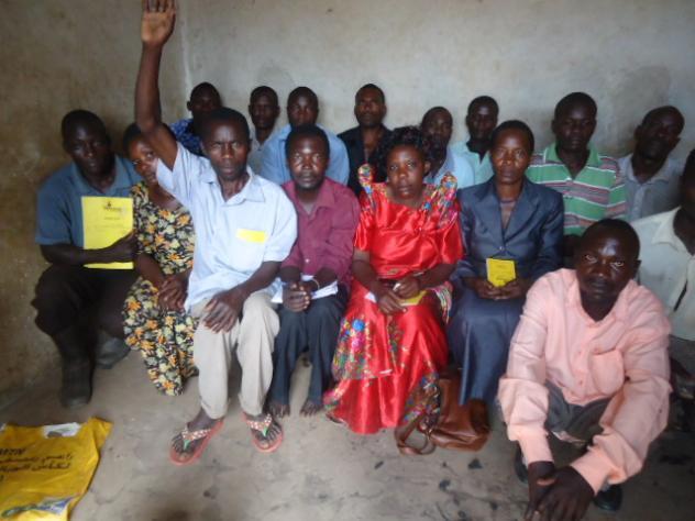 Nyabuliko Abagambakamu Group