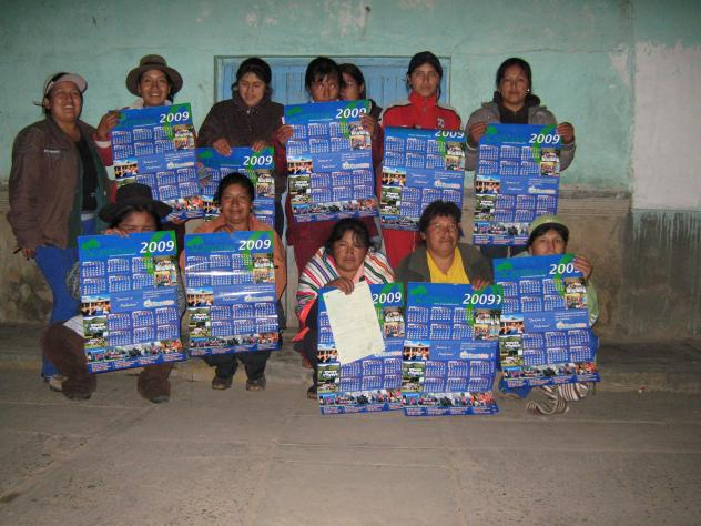 San Luis De Huancapi Group
