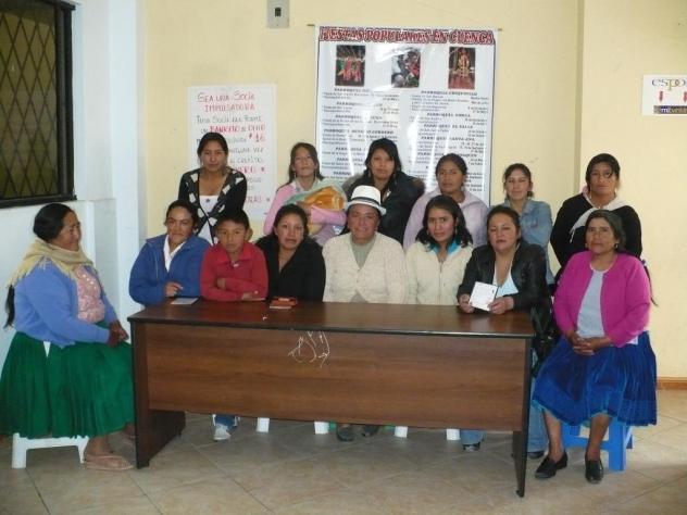 El Paraiso (Cuenca) Group