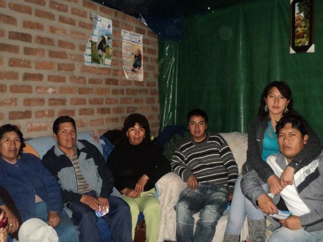 Las Tinyarinas Group