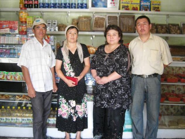 Syrgaiym's Group