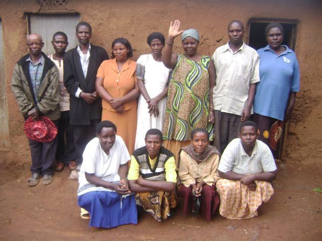 Rushooka Women's Group, Ntungamo