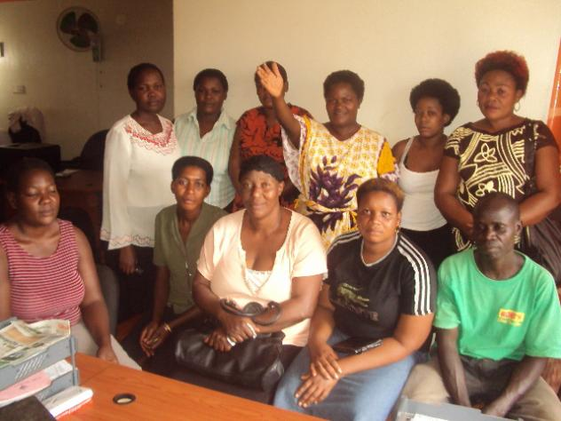 Step By Step Women's Group-Mukono