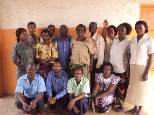 Zibula Atudde Women's Group - Mityana