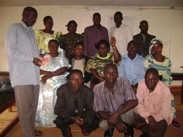 Bwavumpologoma Women' Group-Buikwe
