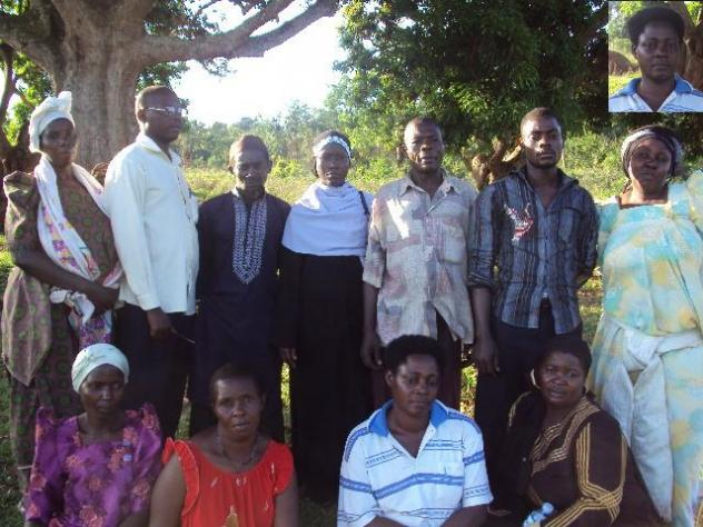 Kyosimba Onanya, Kibuga, Mpigi Group