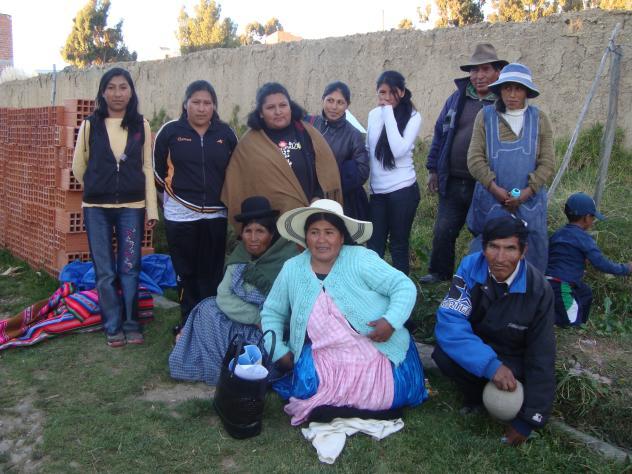 Titintaya De Huatajata Group