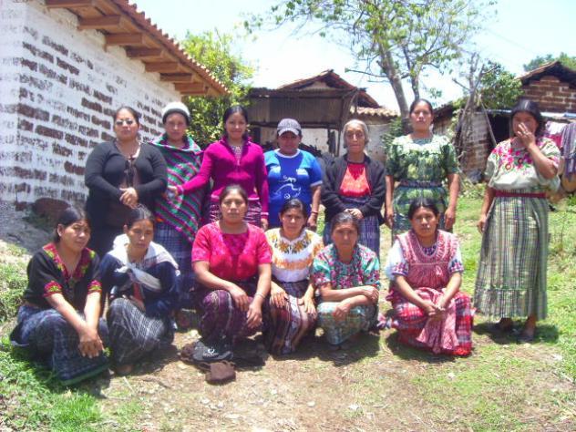 Las Samaritanas De Xequemeya Group
