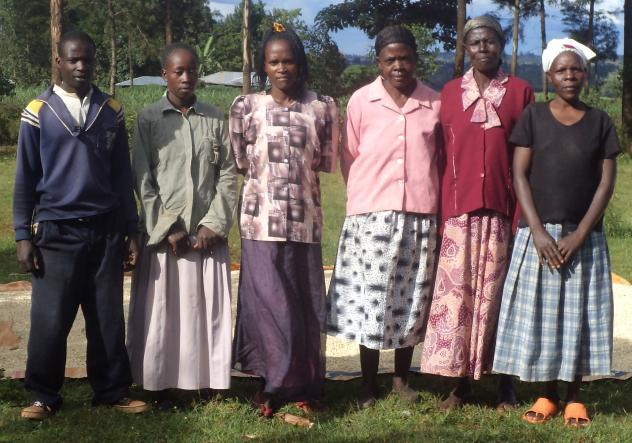 Mutekesi B Group