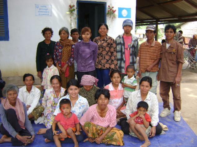 Mrs. Nara Den Village Bank Group