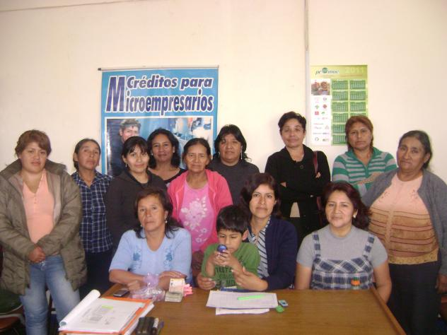Virgen De Chapi De Yanacoto Group