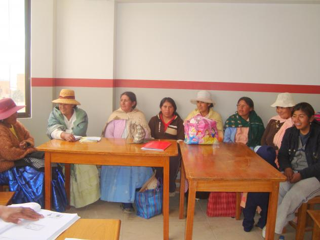Maranatha De Panamericana Group