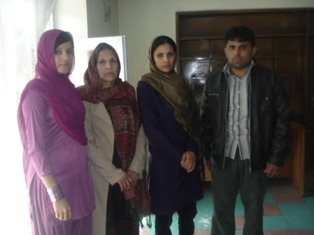 Wazhma Haydar Group