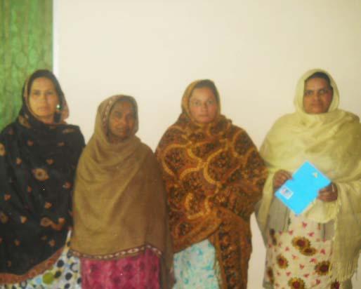 Amna's Group