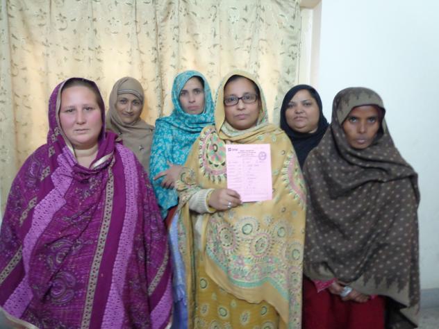 Fareeda's Group