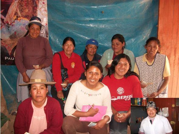 Moyopata-San Sebastian Group