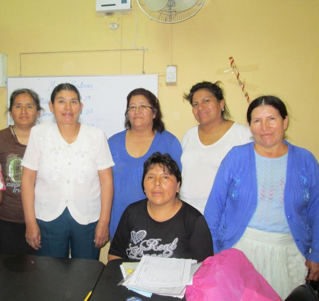 Mujeres Positivas Group