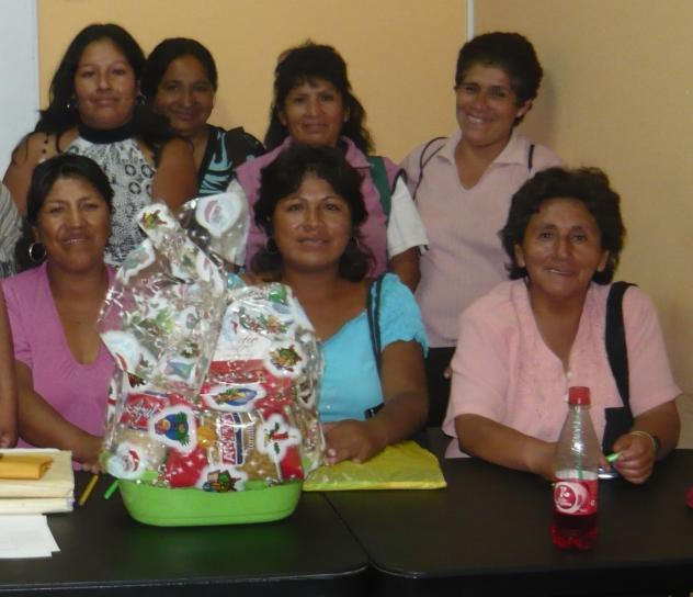 Madres Laboriosas Group