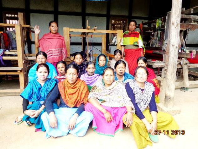 Huikap Ningthou Shg Group