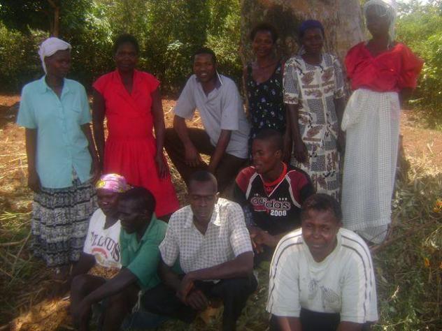 Omore Jenga Self-Help Group