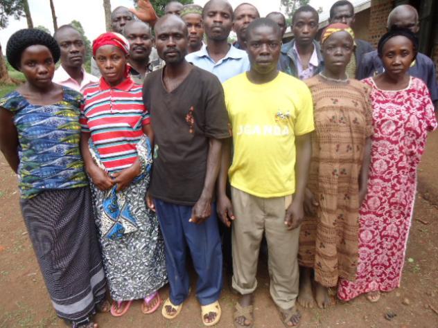Mugoma Goat Keepers Group