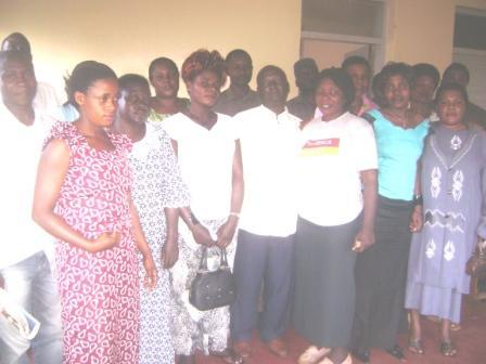 Jinja Agency Women's Group