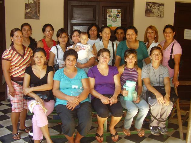 Mujeres Anfitrionas Group