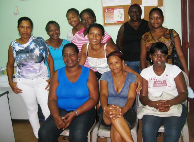 Mujeres Al Triunfo 1 & 2 Group