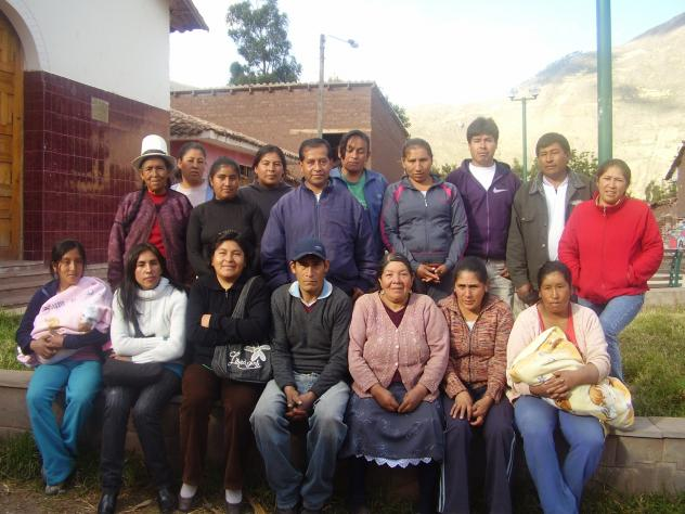 Virgen Inmaculada Concepcion Group