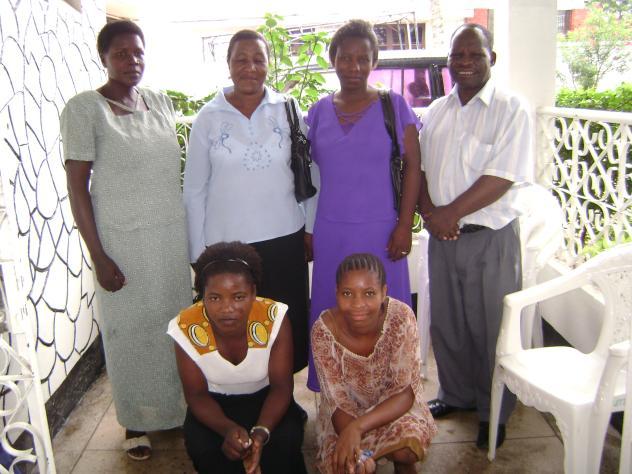 Ahazi's Tarangire Group