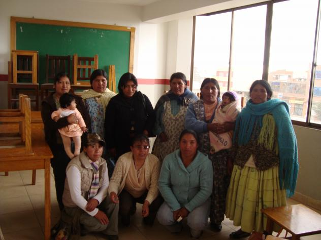 Esperanza Y Fe Group