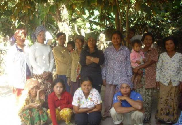 Mrs. Yat Prak Village Bank Group