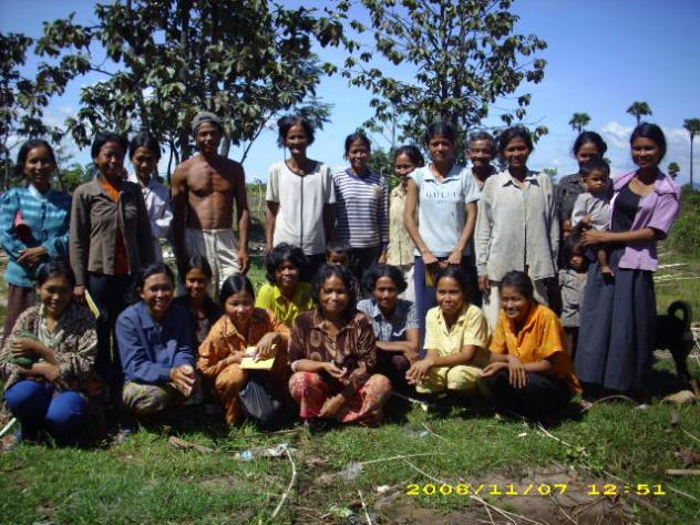 Mrs. Pao Soun Village Bank Group