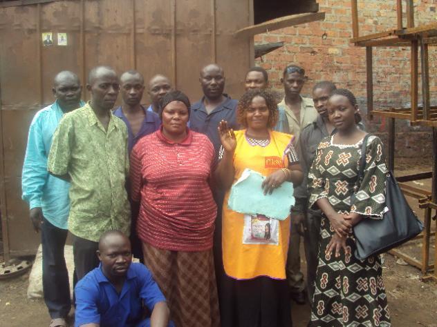 Kiri Ewala Savings Group-Kampala